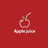 applejuice logo design