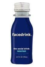 Face-drink