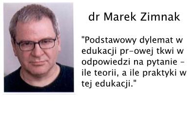 Wywiad dr Marek Zaimnak
